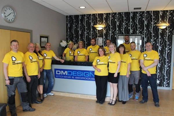 DM Design staff