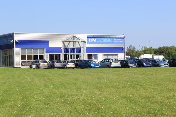 New DM Design Factory
