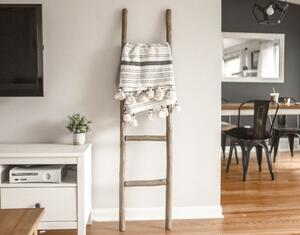 step ladder decoration