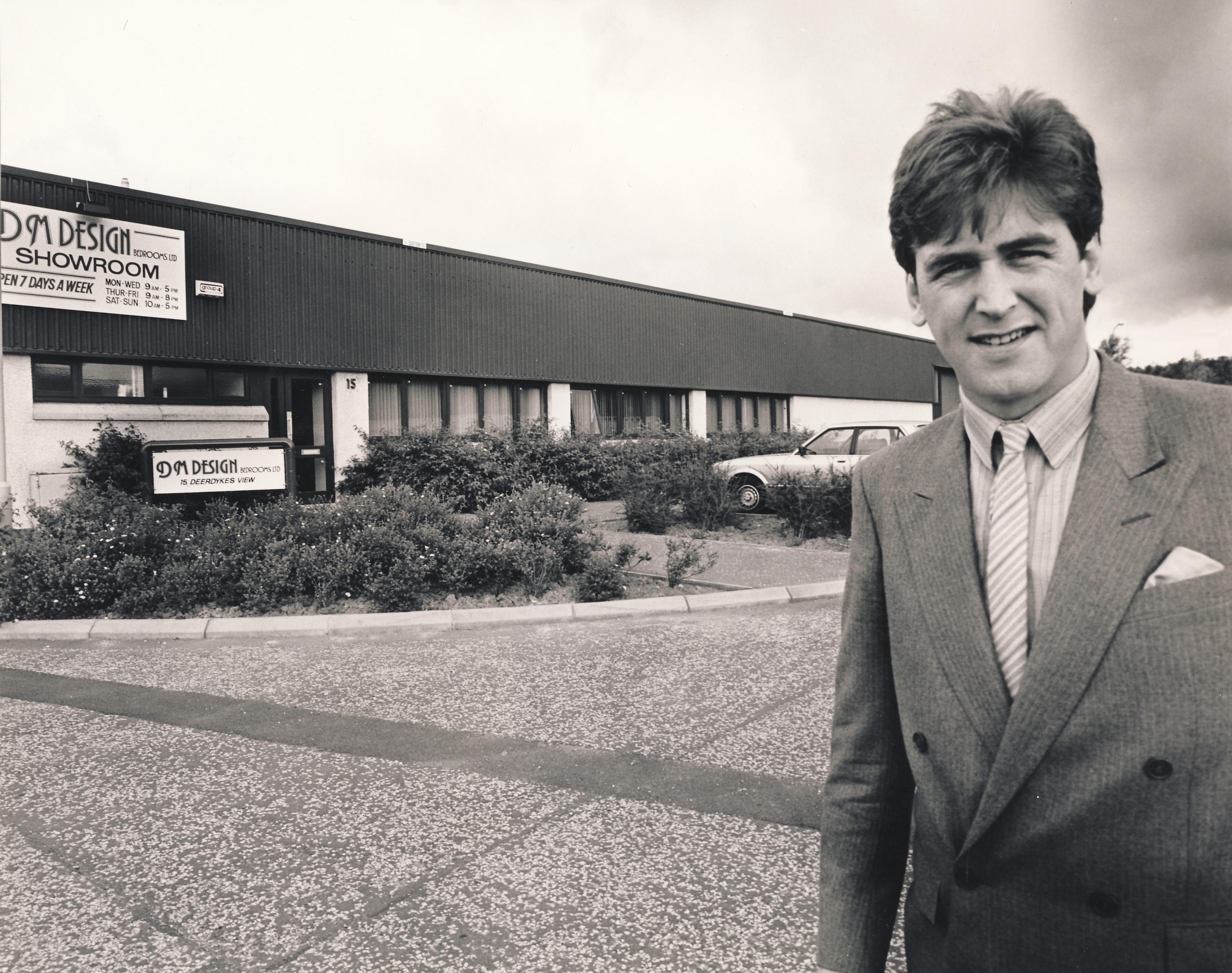 Mr Macleod 1984